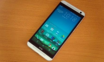 HTC tung ra thị trường sản phẩm mới HTC ONE E9 với giá thành cạnh tranh