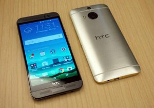HTC ONE E9 với thiết kế đặc trưng
