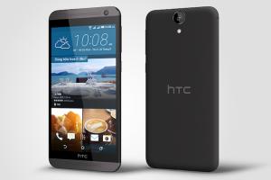 HTC ONE E9 – thiết bị giải trí lớn