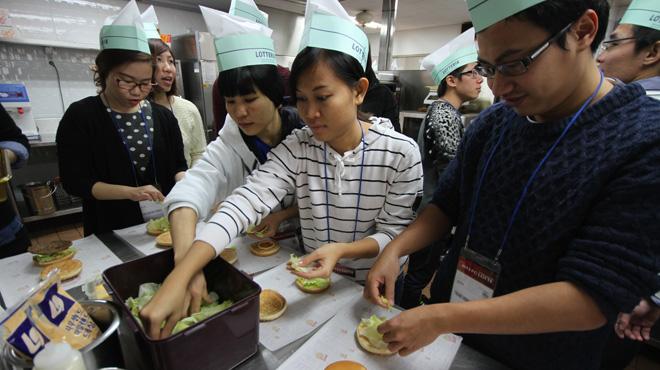 Cuộc sống của du học sinh tại Hàn Quốc không dễ