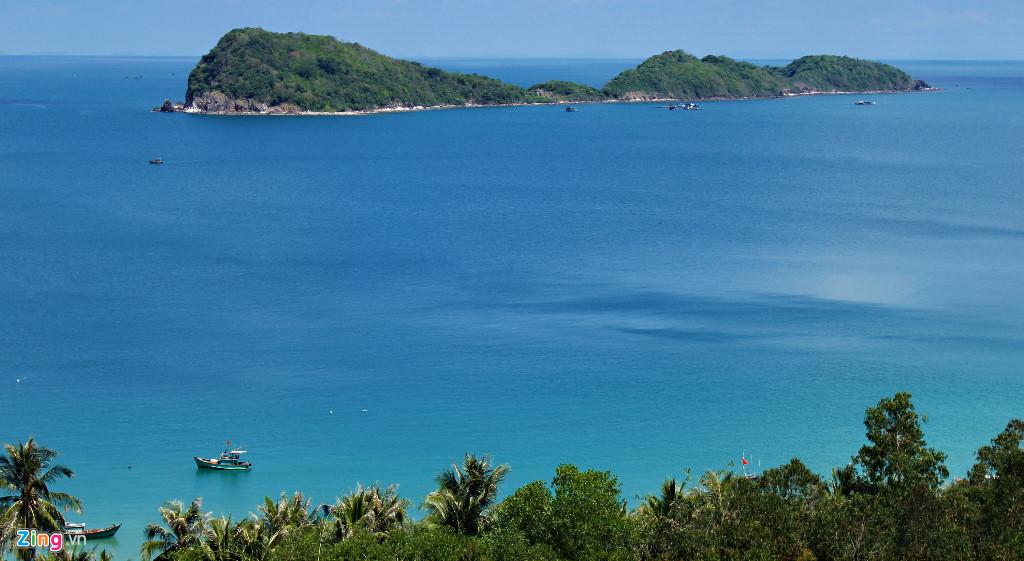 Đảo Nam Du- hòn đảo thiên đường cho du lịch hè năm 2017