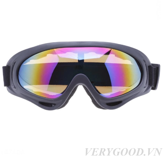 Sản phẩm kính chống bụi, chống tia UV 400 có thiết kế trẻ trung, năng động