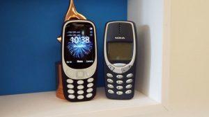 Nokia 3310 mới có thiết kế nhỏ gọn hơn