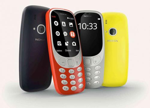 Sự trở lại của nokia 3310