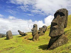 Đảo Phục Sinh ở Chile
