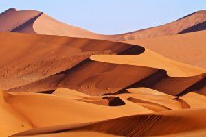 Sa mạc Namib ở miền nam châu Phi