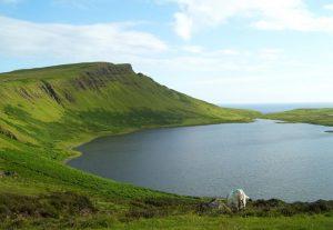 Đảo Skye ở Scotland