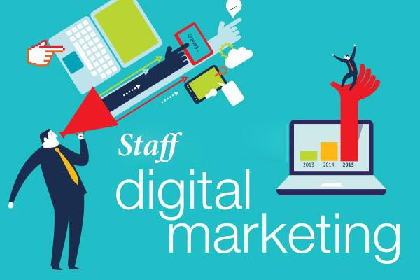 Nhân viên Digital Marketing là gì? Tự truyện Marketing Online