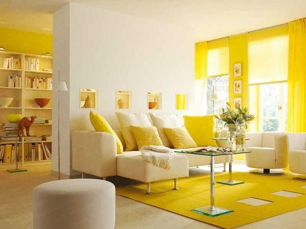 Màu sơn vàng
