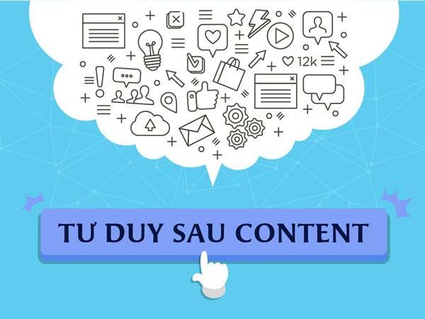 Tư duy sau Content Marketing