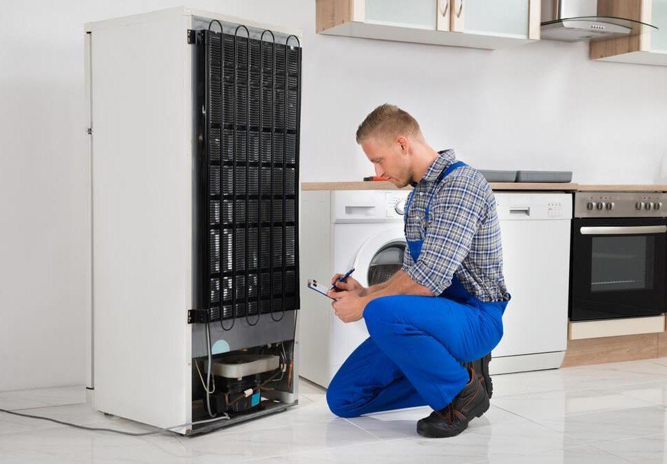 Dịch vụ sửa chữa tủ lạnh tại quận Ba Đình