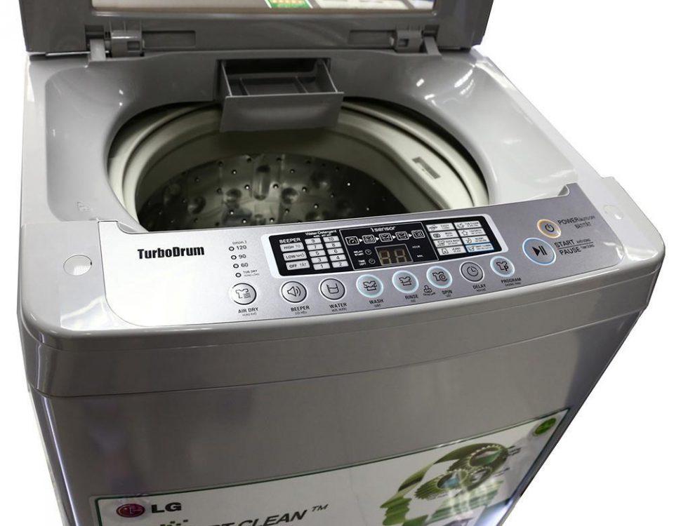 Khắc phục những lỗi đơn giản của máy giặt LG tại nhà