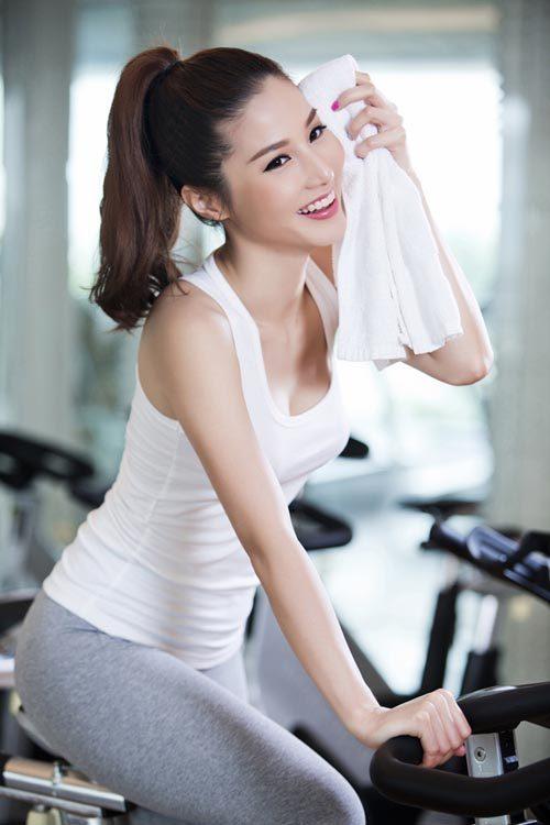 Tập thể hình hàng ngày mang lại những lợi ích tuyệt vời cho cơ thể
