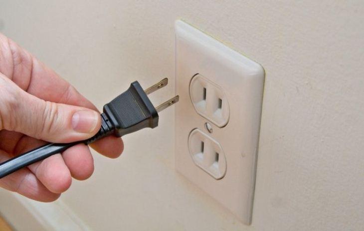 Kiểm tra lại nguồn điện