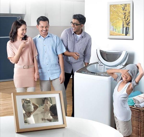 Khắc phục lỗi trên máy giặt