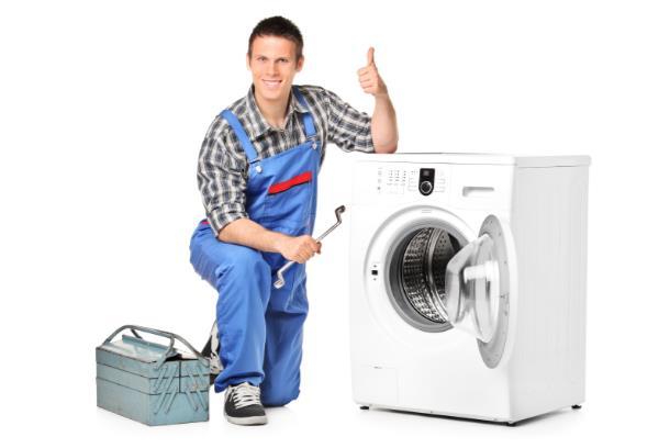 Nhờ đến chuyên gia sữa chữa máy giặt khi cần thiết