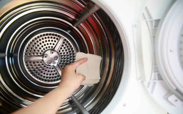 Vệ sinh máy giặt Toshiba cửa đứng