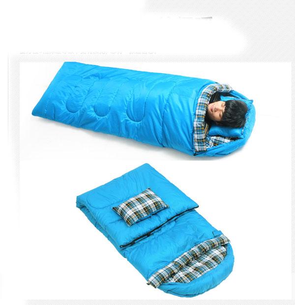 Túi ngủ - sản phẩm đa năng, tiện ích giúp bảo vệ sức khỏe