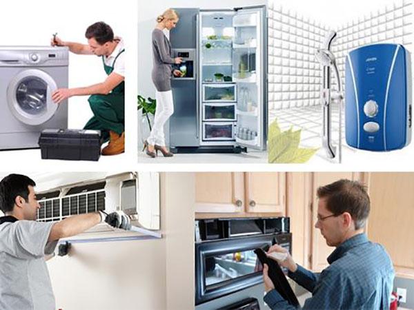 Vấn đề xảy ra ở tủ lạnh