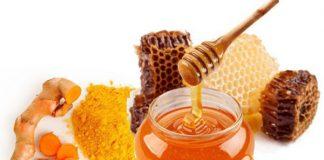 Đắp mặt nạ bột nghệ và mật ong như thế nào?