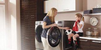 Hướng dẫn chi tiết cách sấy khô quần áo bằng máy giặt Electrolux