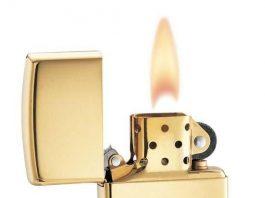 Hướng dẫn cách bơm xăng bật lửa Zippo chuẩn xác nhất