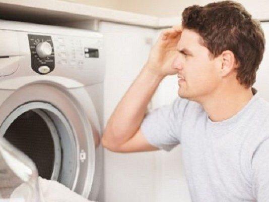 Máy giặt đang giặt bị cúp điện thì phải làm sao?