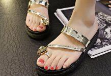 """Sandal đế biệt """"siêu xinh"""" cho nàng diện hè"""