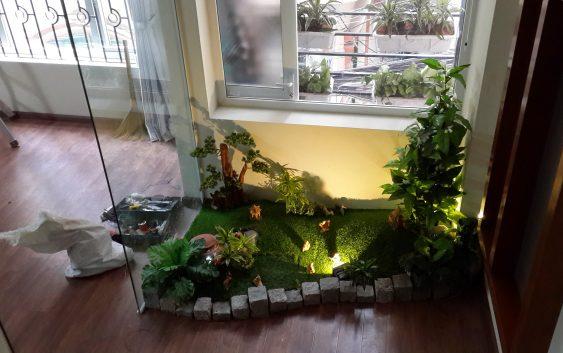 Tiểu cảnh trong nhà đơn giản đẹp