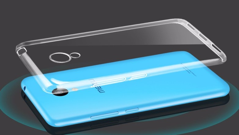 Ốp lưng Meizu m3s silicon