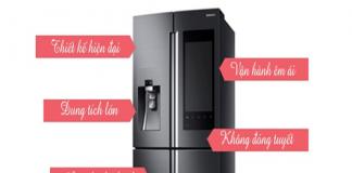 Tất tần tật về nguyên lý hoạt động của tủ lạnh Inverter