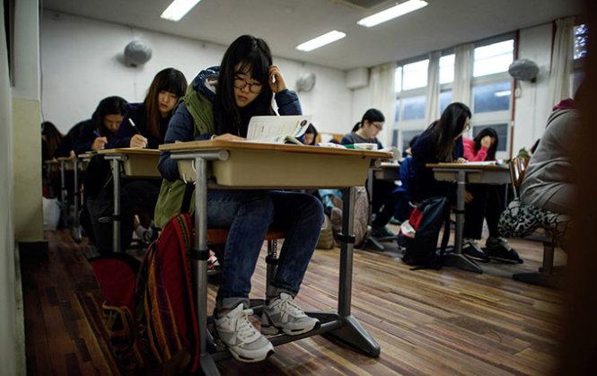 Cuộc sống của du học sinh tại Hàn Quốc