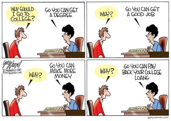 Có nên học Đại Học hay không? Hay đi làm?