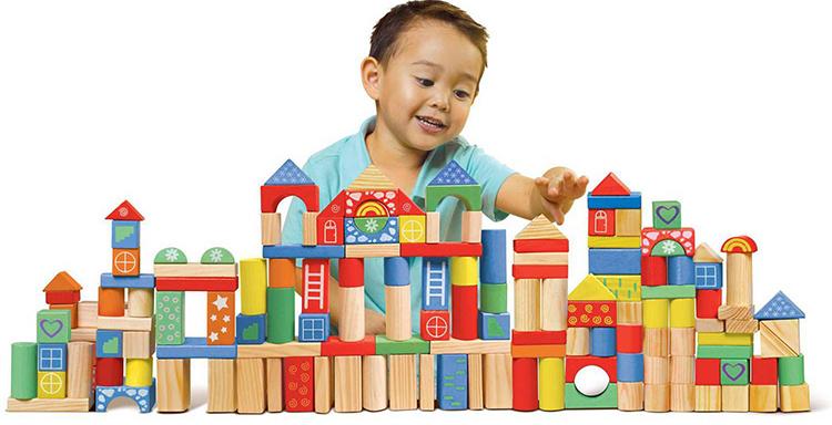 Đồ chơi trẻ em và những tác động của nó đến sự phát triển của trẻ