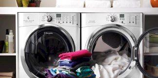 Cách sấy khô quần áo bằng máy giặt hiệu quả đúng cách