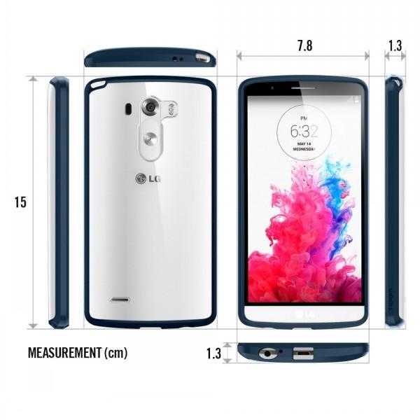 Ốp lưng LG G3 SGP Ultra Hybrid
