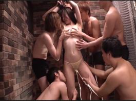 Thể loại phim sex JAV tập thể
