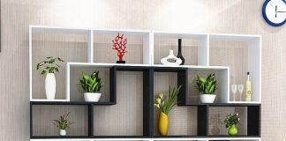 TOZO sở hữu đa dạng các loại tủ kệ trang trí