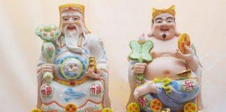 Ông Địa luôn là nhân vật tâm linh không thể thiếu trong mỗi gia đình Việt Nam