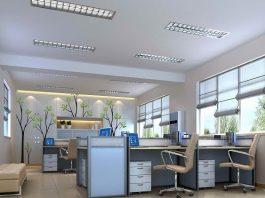 Cách bố trí nội thất cho văn phòng nhỏ hẹp khoa học nhất